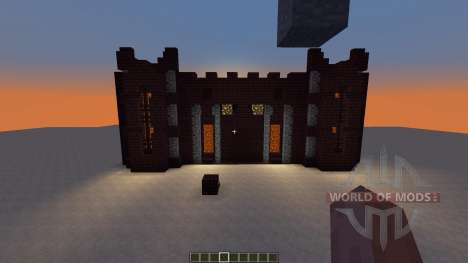 Hidden Nether Portal für Minecraft