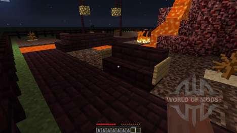 Nether Park für Minecraft