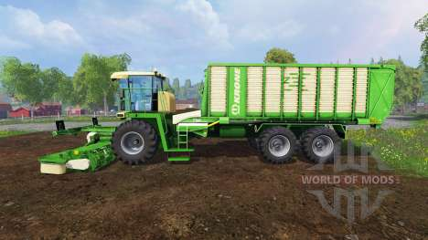 Krone BIG L500 [120000 liters] pour Farming Simulator 2015