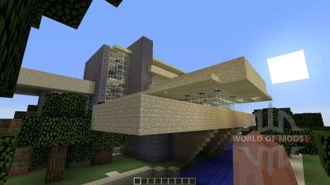 Frank Lloyd pour Minecraft