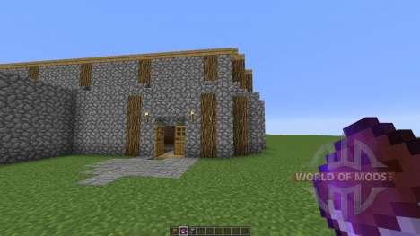 Medieval Tavern new pour Minecraft