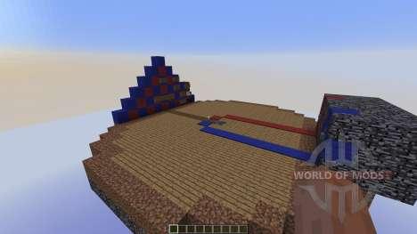 The Dirt Wars für Minecraft