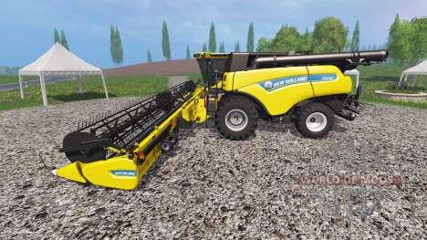 New Holland CR10.90 v1.0.1 für Farming Simulator 2015