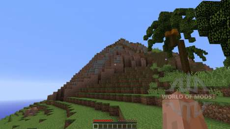 Hilly Survival pour Minecraft