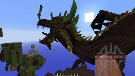 Meridia Heavens Peak für Minecraft