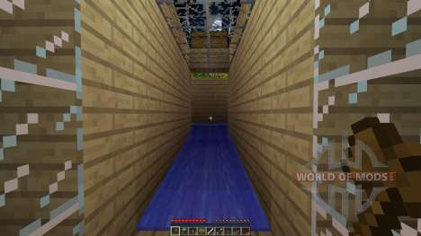 MEGA Wheat Farm 6604 SEEDS Updated pour Minecraft