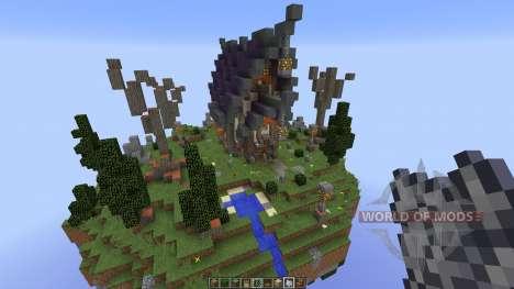 Islands für Minecraft