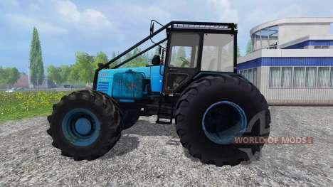 MTZ-1221 belarussischen [forest edition] für Farming Simulator 2015
