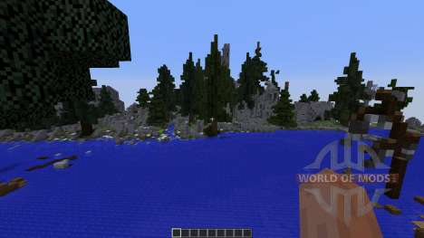 The Ruins of Falcrest pour Minecraft