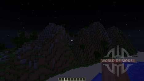 Terraformed Tropical pour Minecraft