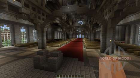 The Robarian Cathedral pour Minecraft
