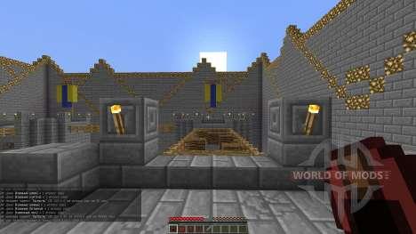 Lava Towers pour Minecraft