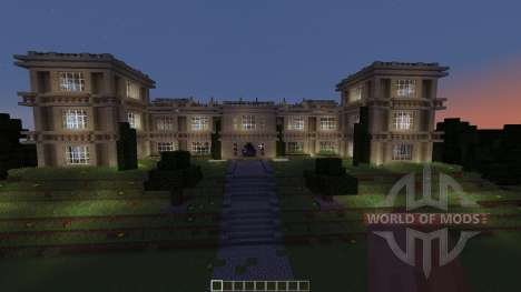 The Wayne Manor für Minecraft
