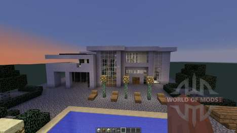 Modern House new 2 für Minecraft