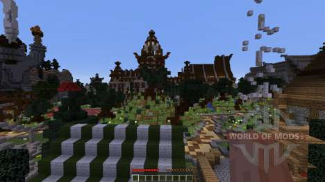 Faction Lobby pour Minecraft