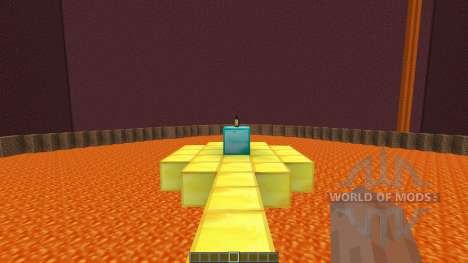 Minecraft King of the Volcano für Minecraft