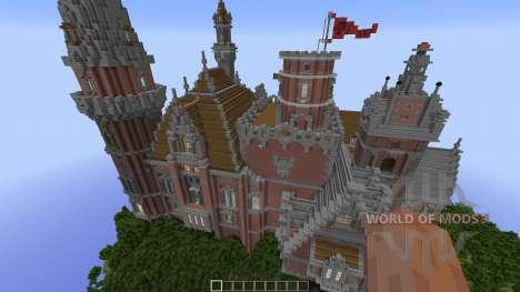 Menock Castle für Minecraft