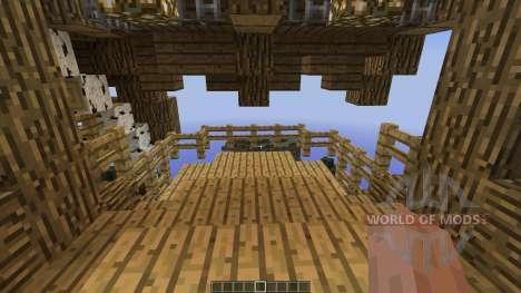 Circumflex Modern Water Mill House pour Minecraft