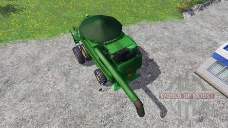 John Deere 9770 STS für Farming Simulator 2015