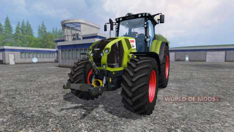 CLAAS Axion 850 pour Farming Simulator 2015