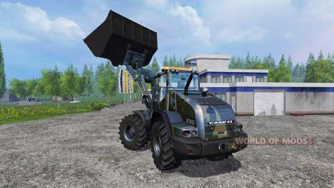 Liebherr L538 custom für Farming Simulator 2015