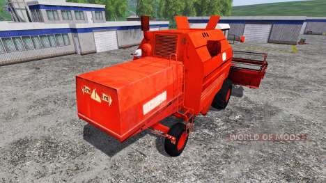 Bizon Z083 pour Farming Simulator 2015