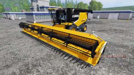 CLAAS Lexion 770 pour Farming Simulator 2015
