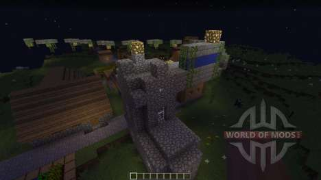 Minecraft Parkour pour Minecraft