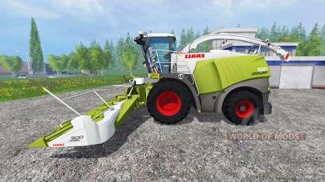 CLAAS Jaguar 980 [Orbis 900] für Farming Simulator 2015