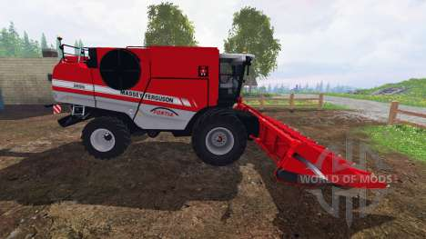Massey Ferguson 9895 pour Farming Simulator 2015