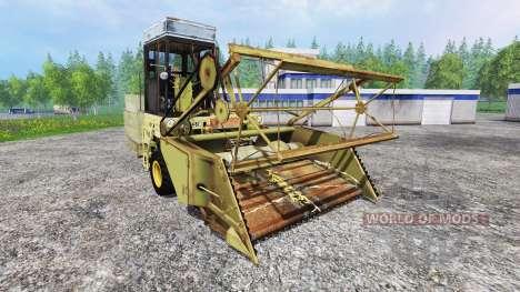 Fortschritt E 281 pour Farming Simulator 2015