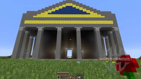 Mansion pour Minecraft