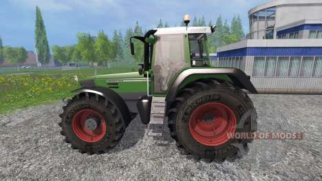 Fendt Favorit 824 v3.5 pour Farming Simulator 2015