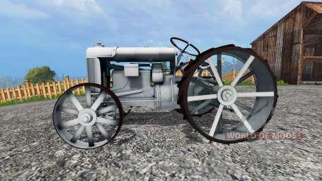 Fordson Model F 1917 pour Farming Simulator 2015