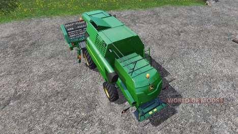 John Deere W330 für Farming Simulator 2015
