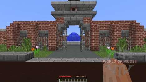 Madagascar pour Minecraft