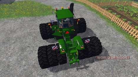 John Deere 9630 pour Farming Simulator 2015