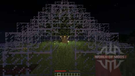 Darkness Dome Plains Version für Minecraft