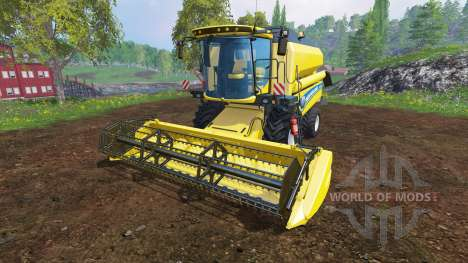 New Holland TC5.90 für Farming Simulator 2015