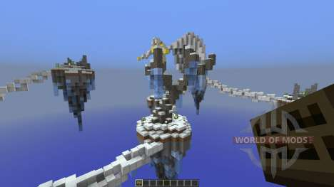 Icelands of Paradise pour Minecraft