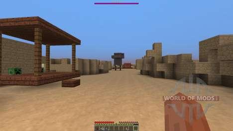 New and Improved Borderlands Map für Minecraft