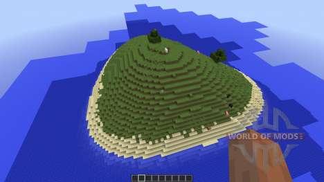 Survival Island 15 Challenges für Minecraft
