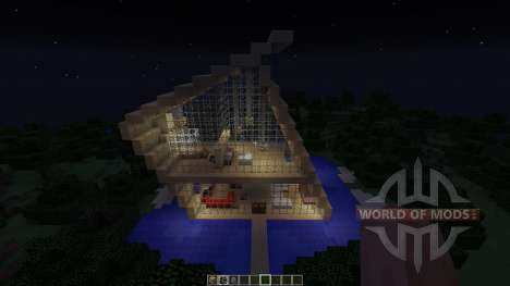 Hipsta house pour Minecraft