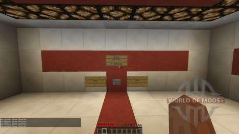 RETRACE - A revolutionary minecraft maze pour Minecraft