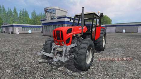 Ursus 1224 [red] pour Farming Simulator 2015