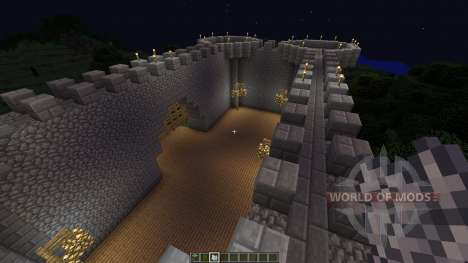 Awesome Castle new pour Minecraft