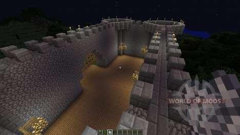 Awesome Castle new für Minecraft