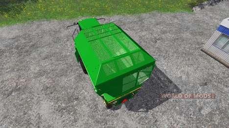 John Deere 9930 v0.5 [beta] für Farming Simulator 2015