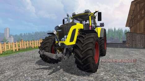 Fendt 936 Vario yellow bull für Farming Simulator 2015