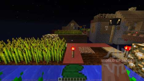 Village Runner für Minecraft